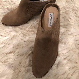 Steve Madden mule boots